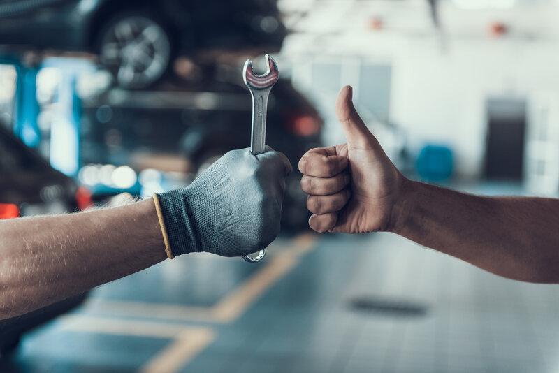 Garage Inspection in Saint Louis