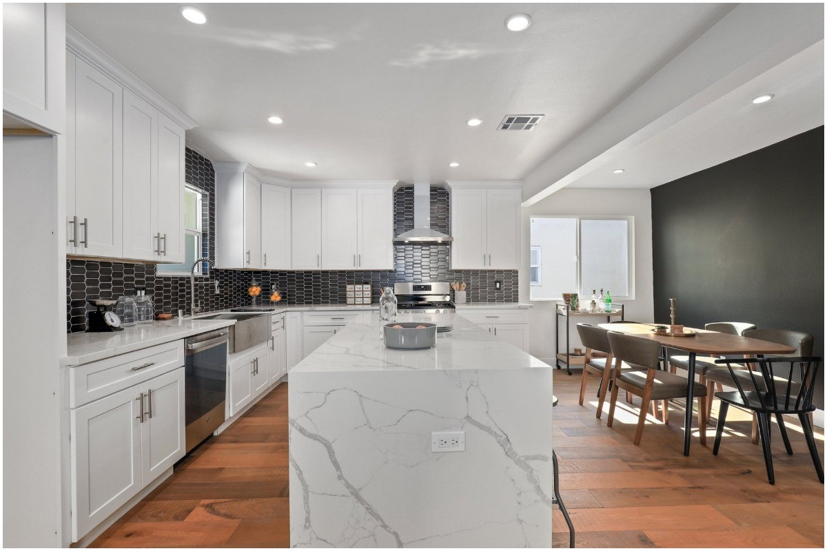 Kitchen Home Inspection in St Louis